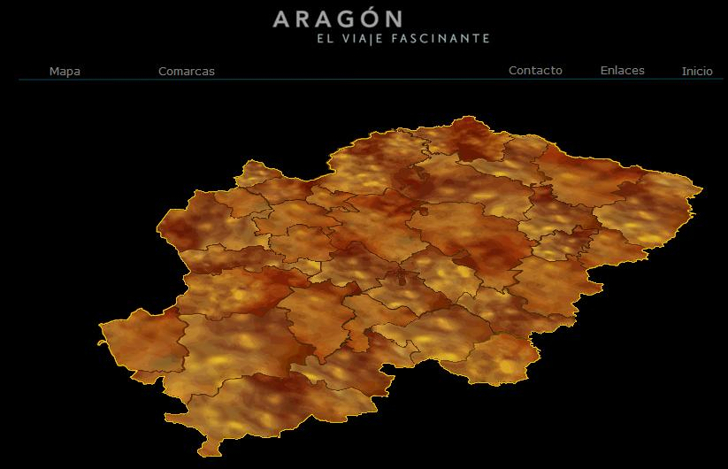 Aragón y sus comarcas