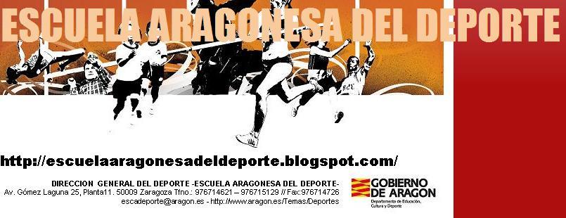 Escuela aragonesa del deporte