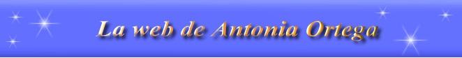 La web de Antonia